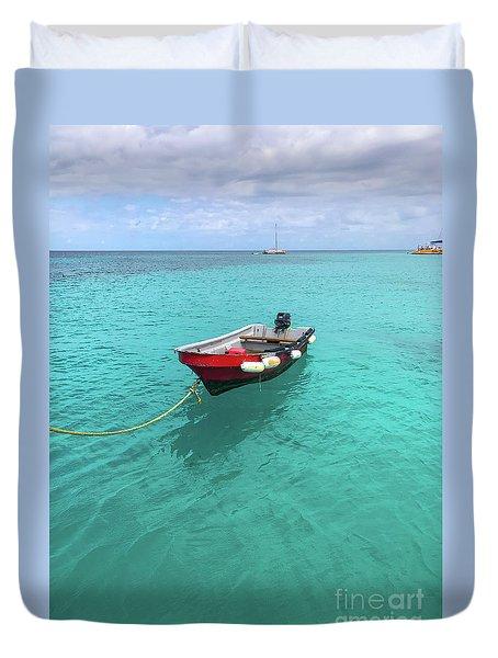 Adrift Duvet Cover
