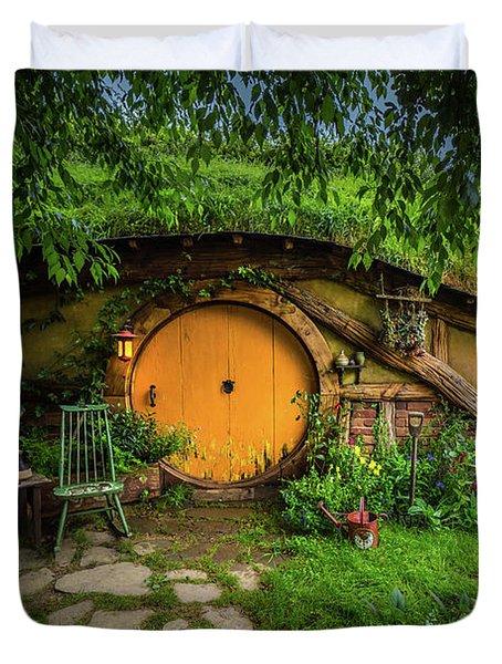 Hobbiton Afternoon Duvet Cover