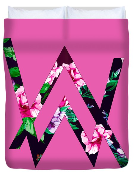 Alan Walker Duvet Cover