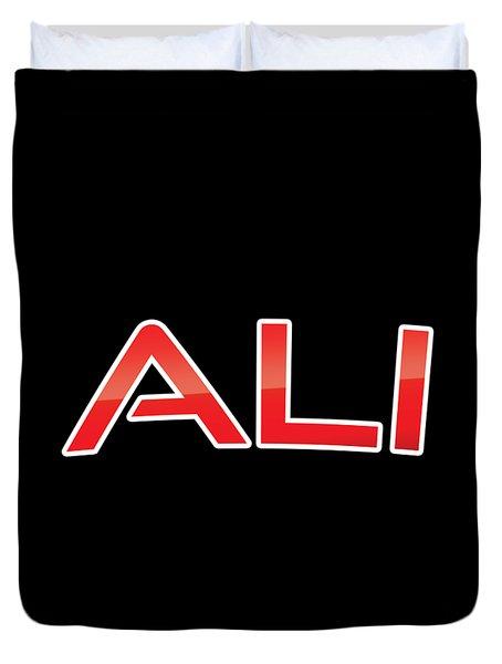 Ali Duvet Cover