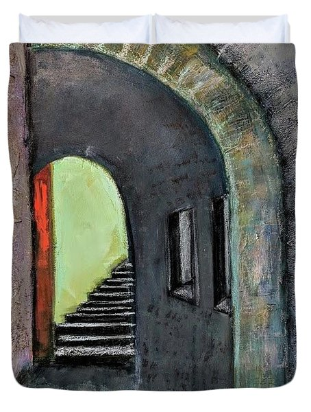 Alley Jaffa Duvet Cover