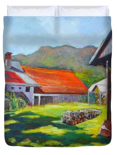 Alpine Living Duvet Cover