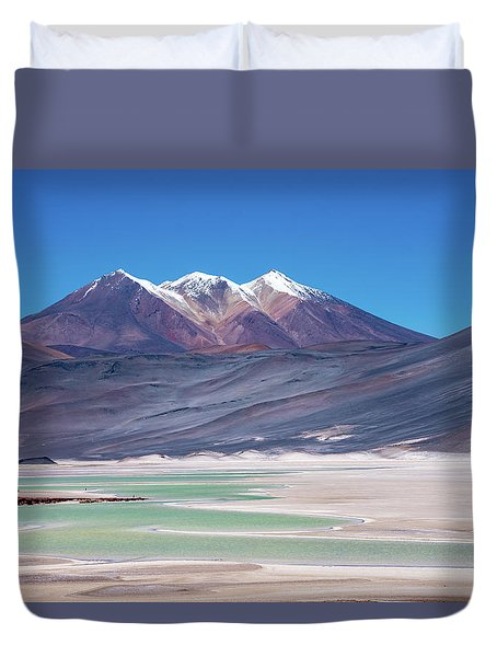 Altiplano View Duvet Cover