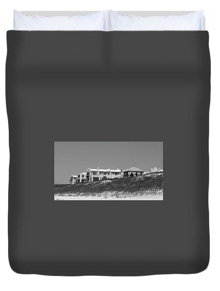 Alys Beach View Duvet Cover