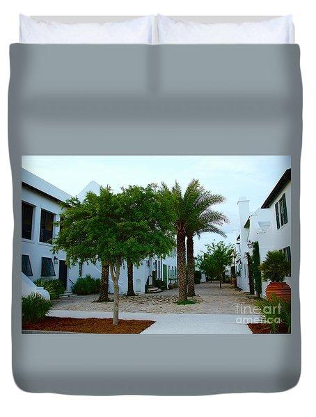 Alys Streetscape 2 Duvet Cover