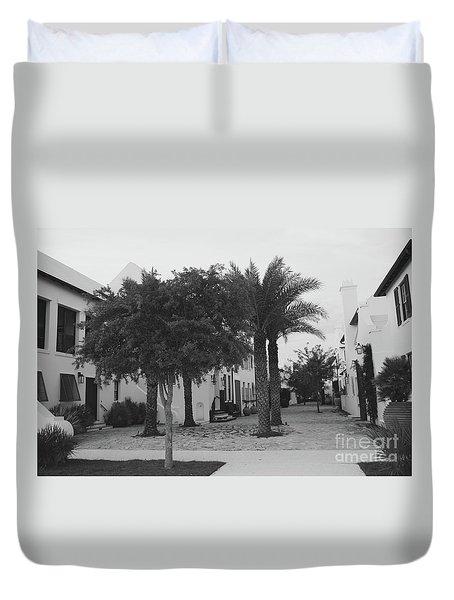Alys Streetscape Duvet Cover