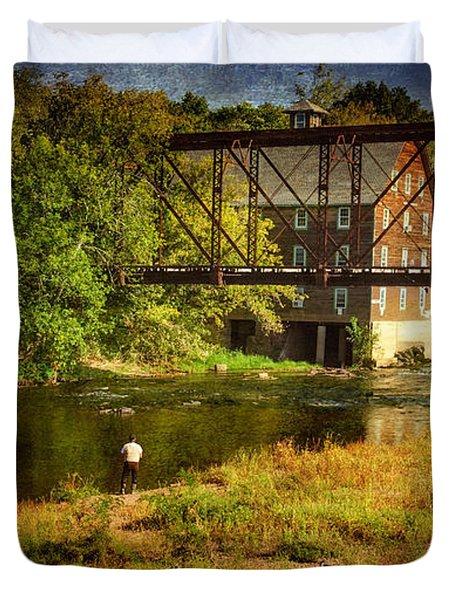 Ammerman Mill Duvet Cover