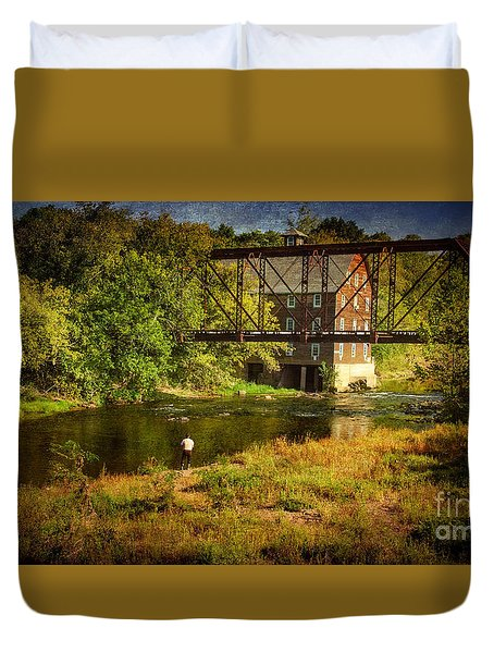 Ammerman Mill Duvet Cover