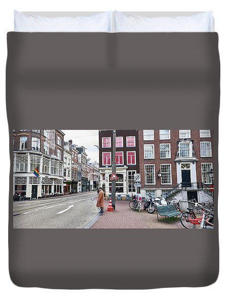 Amsterdam Pride Duvet Cover
