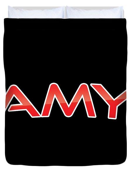 Amy Duvet Cover