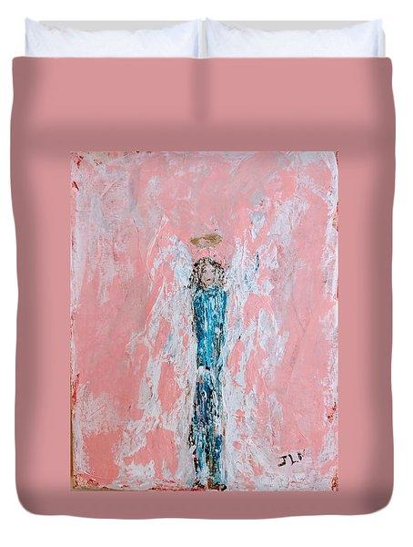 Amy's Angel Duvet Cover
