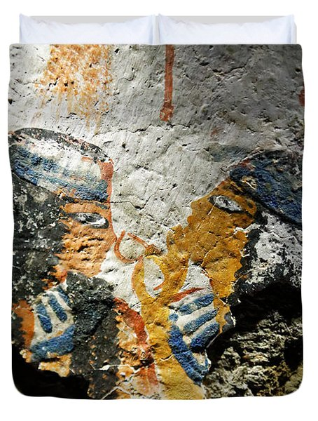 Ancient Egypt Art  Duvet Cover