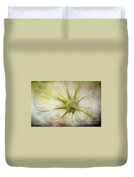 Ancient Flower Duvet Cover
