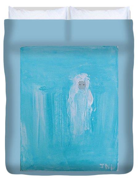 Angel Baby Duvet Cover