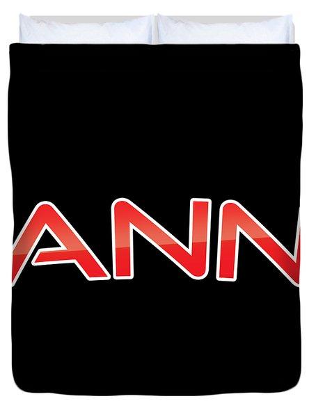 Ann Duvet Cover