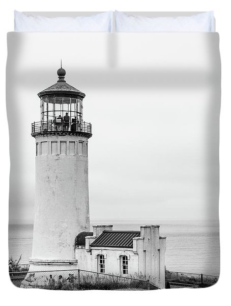 Another Lighthouse Duvet Cover