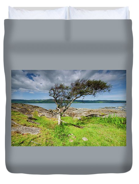 Any Way The Wind Blows Duvet Cover