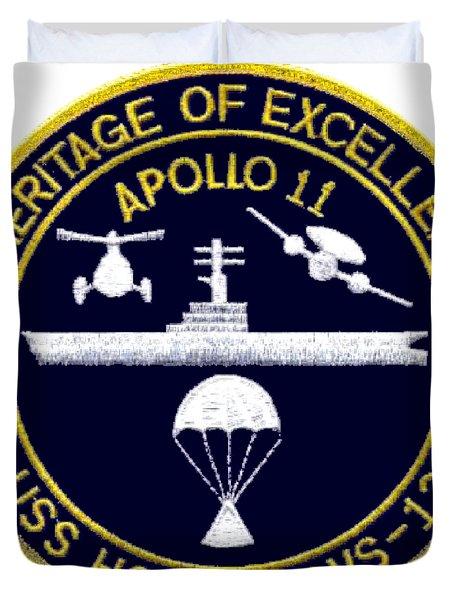 Apollo 11 Recovery Cvs 12 Duvet Cover