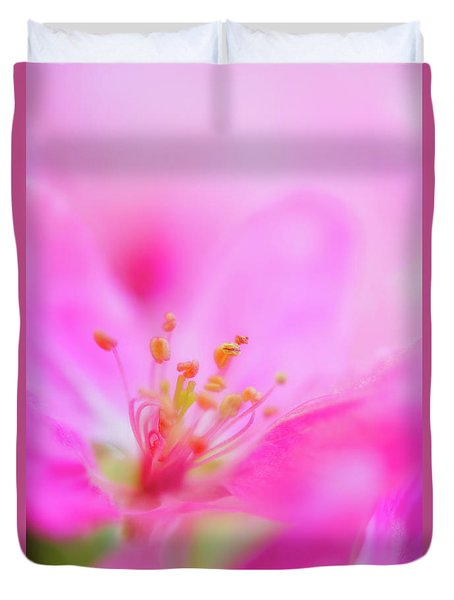 Apple Blossom 1 Duvet Cover