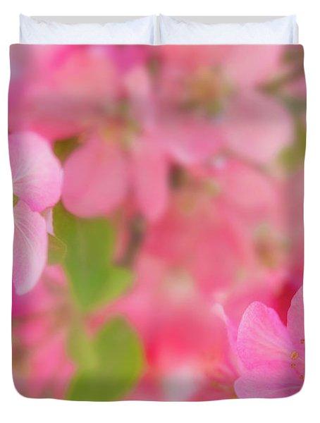 Apple Blossom 4 Duvet Cover