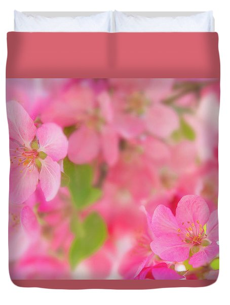 Apple Blossom 4 Duvet Cover