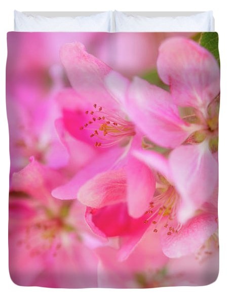 Apple Blossom 5 Duvet Cover