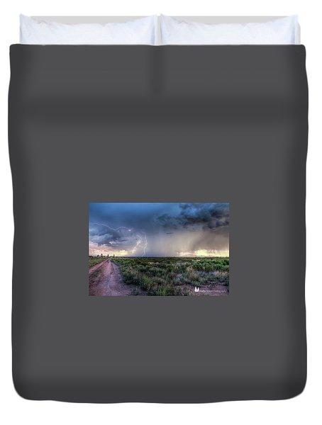 Arizona Storm Duvet Cover