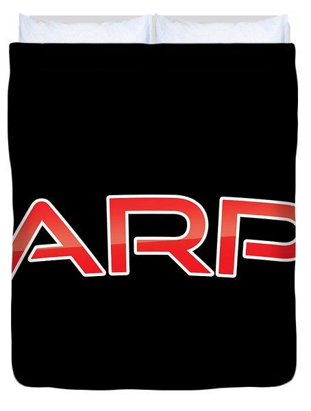Arp Duvet Cover