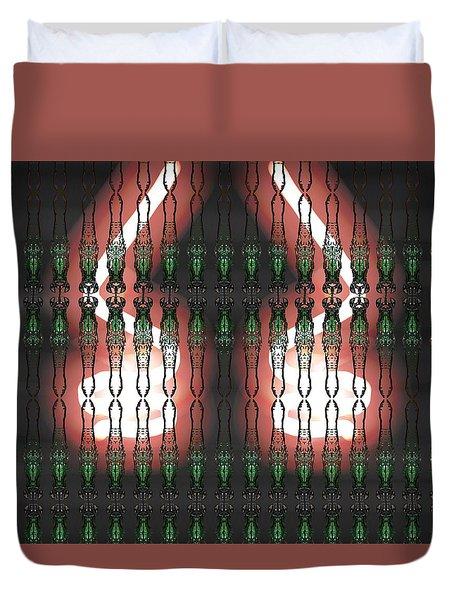 Art Deco Design 12 Duvet Cover