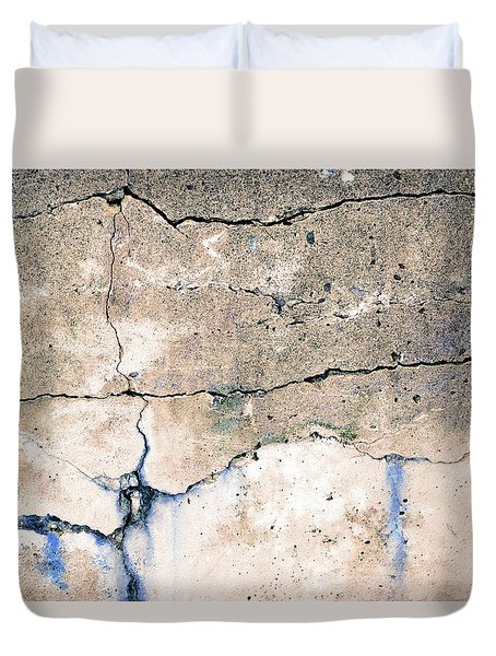 Duvet Cover featuring the photograph Art Print Whites 29 by Harry Gruenert