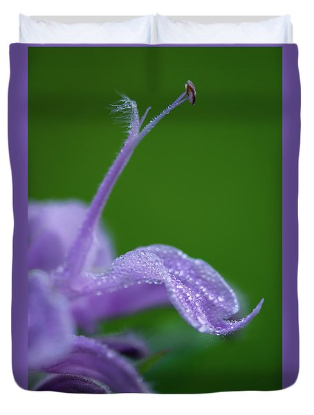 Duvet Cover featuring the photograph Artistry In Nature by Dale Kincaid