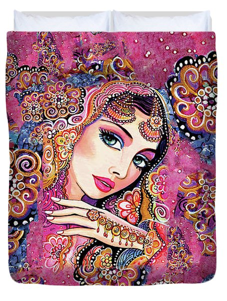 Kumari Duvet Cover