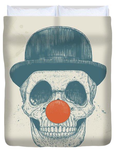 Dead Clown Duvet Cover