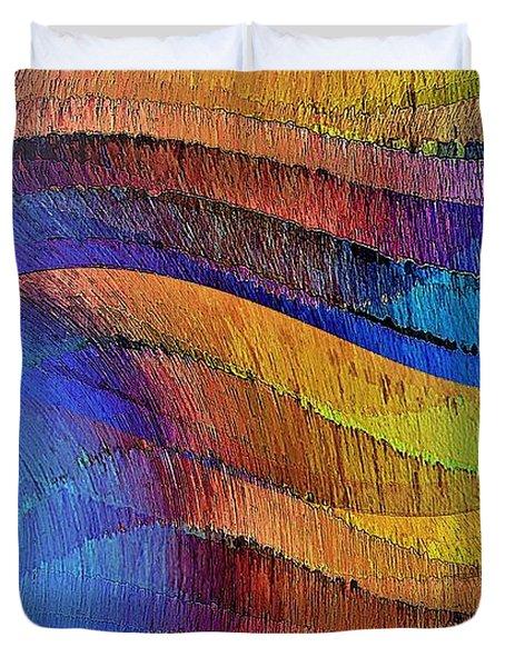 Ascendance Duvet Cover