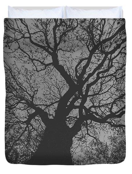 Ash Tree Duvet Cover