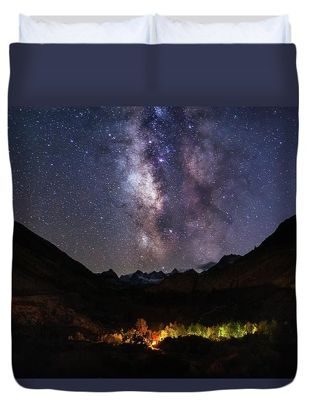 Aspen Nights Duvet Cover