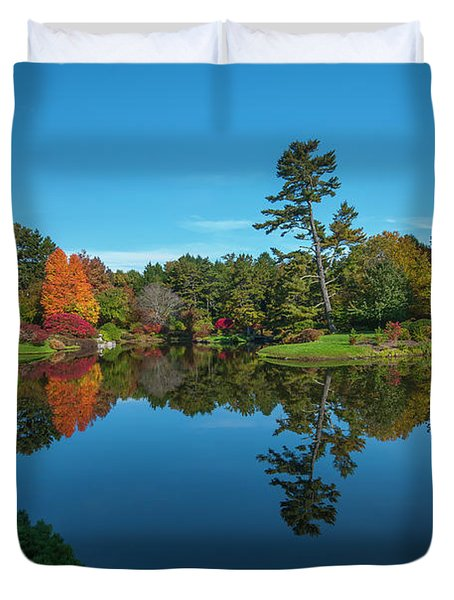 Asticou Reflection Duvet Cover