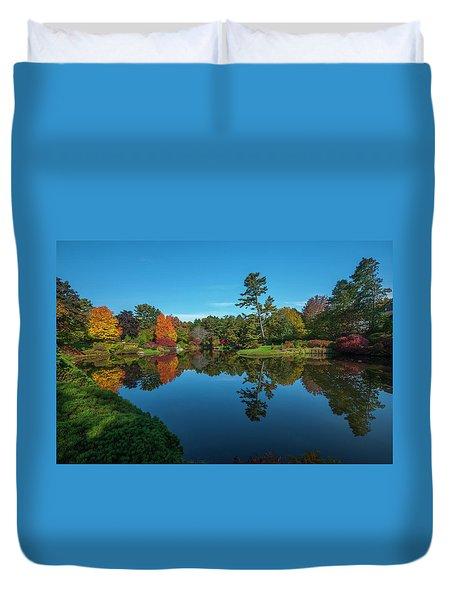 Asticou Reflection Duvet Cover