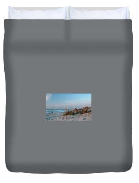 At 82nd Duvet Cover