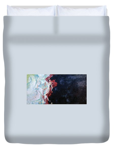 Atmospheric Shift Duvet Cover