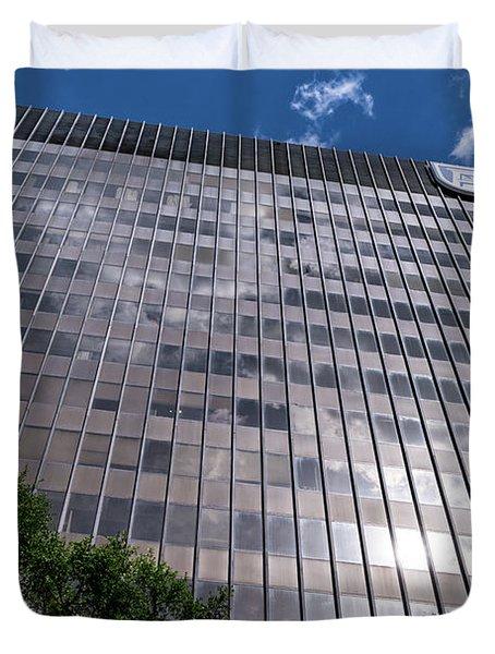 Augusta University Building 1 Duvet Cover