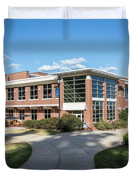 Augusta University Student Activity Center Ga Duvet Cover