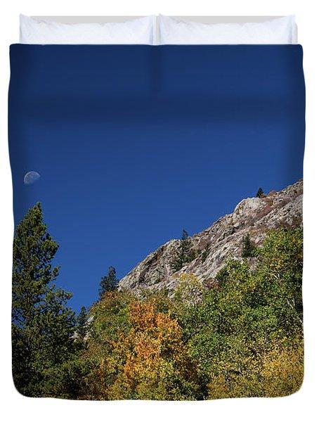 Autumn Bella Luna Duvet Cover