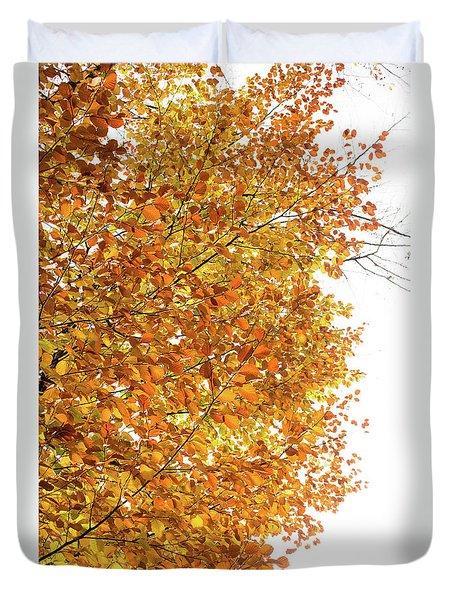 Autumn Explosion 2 Duvet Cover