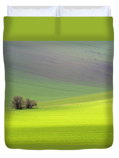 Autumn In South Moravia 13 Duvet Cover