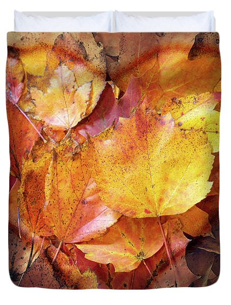 Autumn Love Duvet Cover