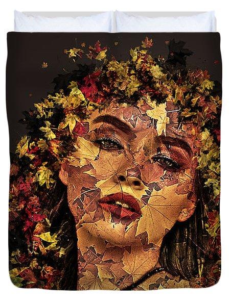 Autumn Spirit Duvet Cover