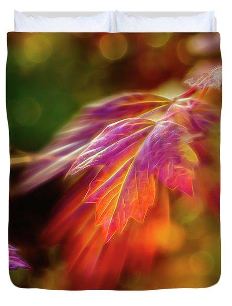 Autumn's Glow 4 Duvet Cover