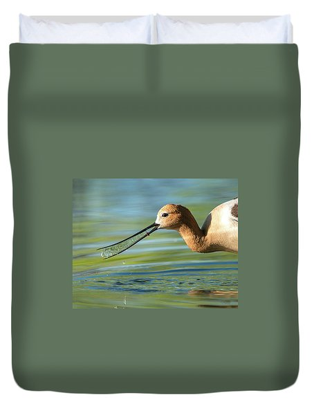 Avocet Magic Duvet Cover