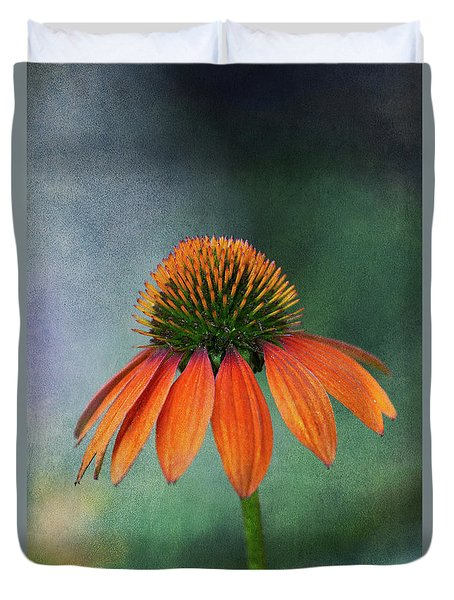 Duvet Cover featuring the photograph Awaiting  Pollination by Dale Kincaid